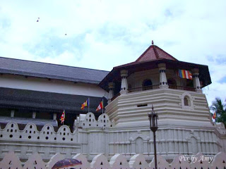 The Temple of Tooth Relic -Sri Lanka (Sri Dalada Maligawa)