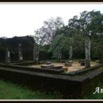 Potgul Vihara -Polonnaruwa