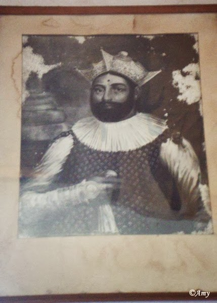 photo of the last King of Sri Lanka,Sri Wickrama Rajasinghe