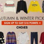 Choies:Christmas Rehearsal Sale up to 50% off & Shoe Deal
