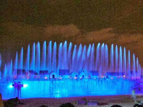 Songs of the Sea-Sentosa-Singapore