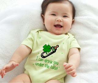 5 Gift Ideas for a Baby on St Patrick Day