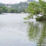 Kandy Lake-Sri Lanka and WW Linky