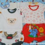 Repurpose : Baby Sunsuits to Baby Pants