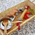 Baby Treasure Basket-Noisy