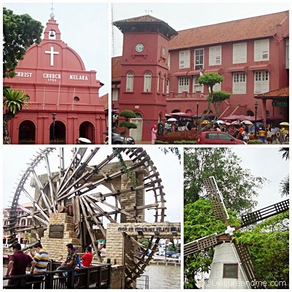 Attractions near The Emperor Hotel, Malacca