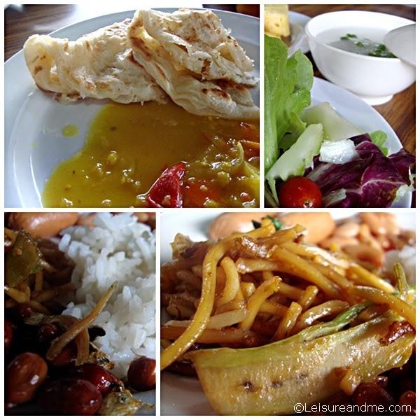 Food in Malacca