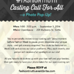 ModCloth's Open Casting Call For All Event