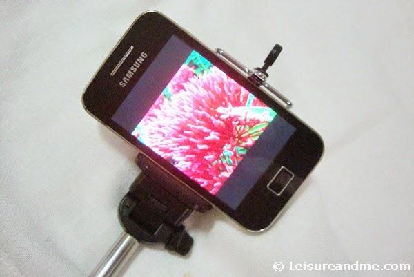 Selfie Stick (Monopod) Features