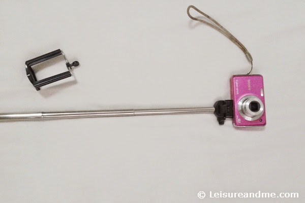 Selfie Stick (Monopod) Features