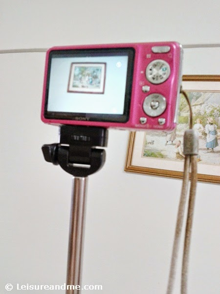 Selfie Stick (Monopod) -how to use