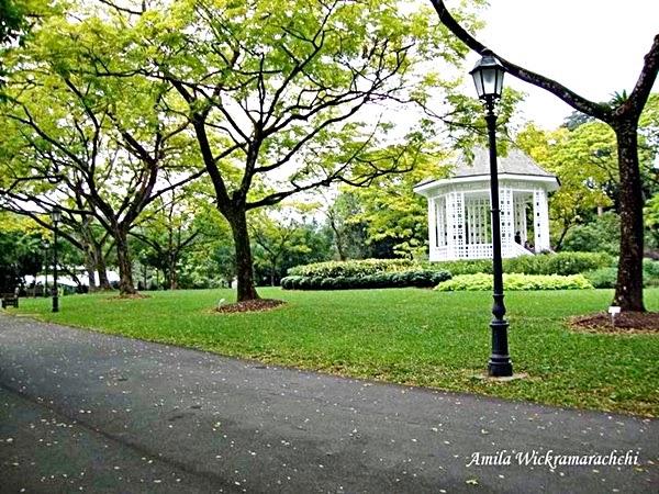 Bandstand-Singapore Botanic Gardens
