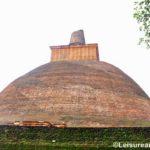 Jethawanaramaya-Anuradhapura Sri Lanka