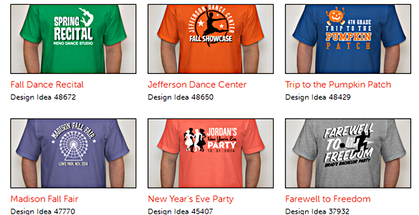 daaf19f56 Also with CustomInk ,you can get sponsorships and help for your fundraising  projects.