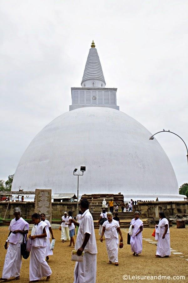 Mirisawetiya -Anuradhapura Sri Lanka