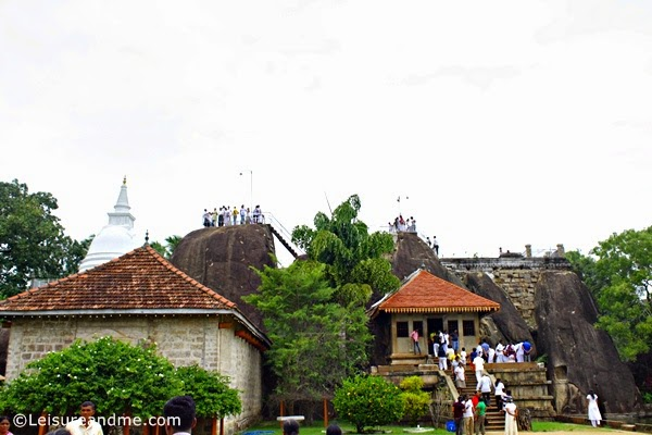 Isurumuniya Temple, Sri Lanka