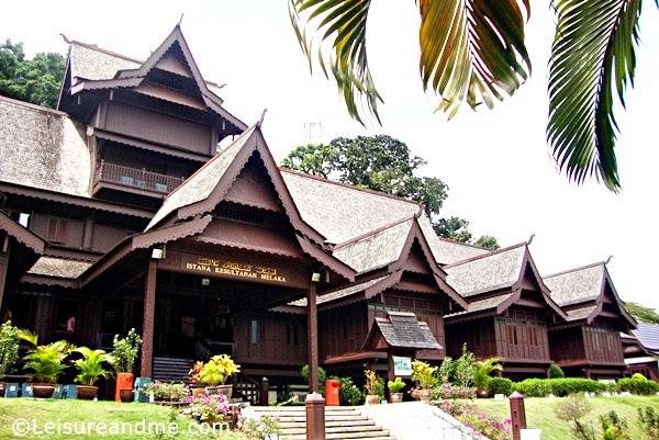 Malacca Sultanate Palace-Malaysia