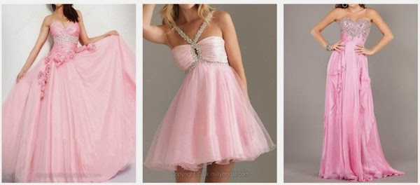 Pink Prom Dresses to make you look Gorgeous - Leisure and Me
