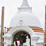 Thuparamaya-The first Stupa of Sri Lanka