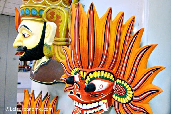 Traditional Masks of Sri Lanka