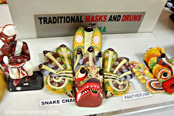 Traditional Masks of Sri Lanka