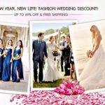 Find your Dreamy Wedding Dress from TopsWedding.com