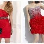 Hot and Stunning Red Prom Dresses