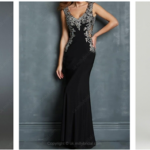 Look Gorgeous in a Black Prom Dress
