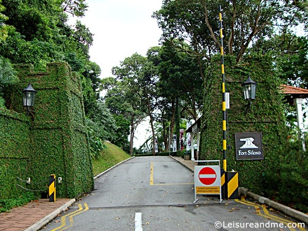 Fort Siloso,Sentosa,Singapore
