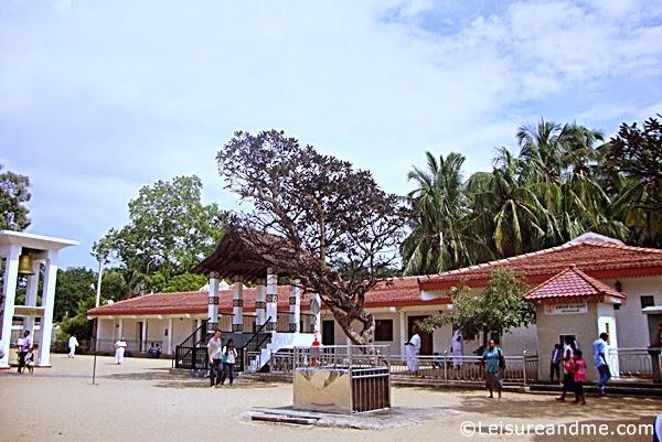 Ruhunu Maha Kataragama Devalaya-Sri Lanka