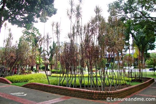 Ang Mo Kio Town Garden West -Entrance