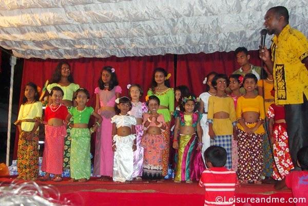 Sinhala New Year Games-Sri Lanka