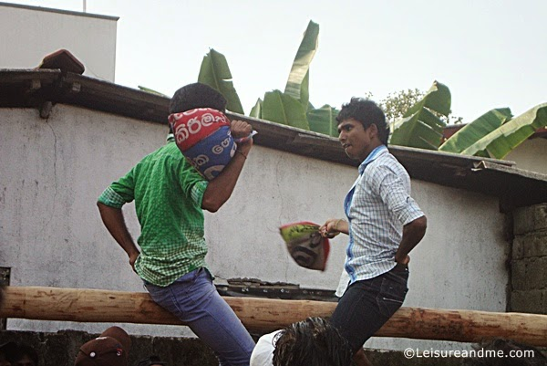 Sinhala New Year Games-Sri Lanka