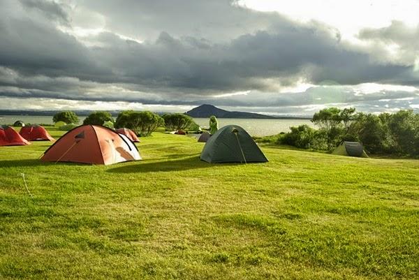 5 of the Top UK Campsites