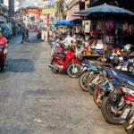 Getting Around Chiang Mai-Thailand