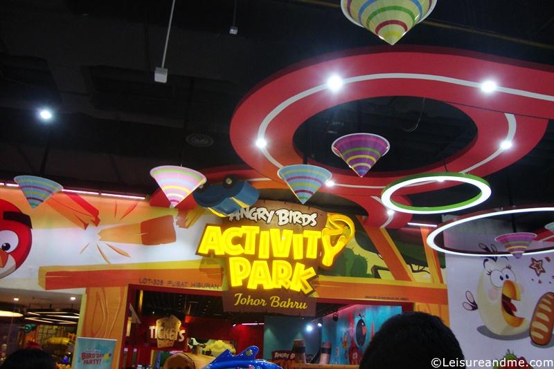 Angry Birds Activity Park-Komtar-JBCC-Johor-Bahru