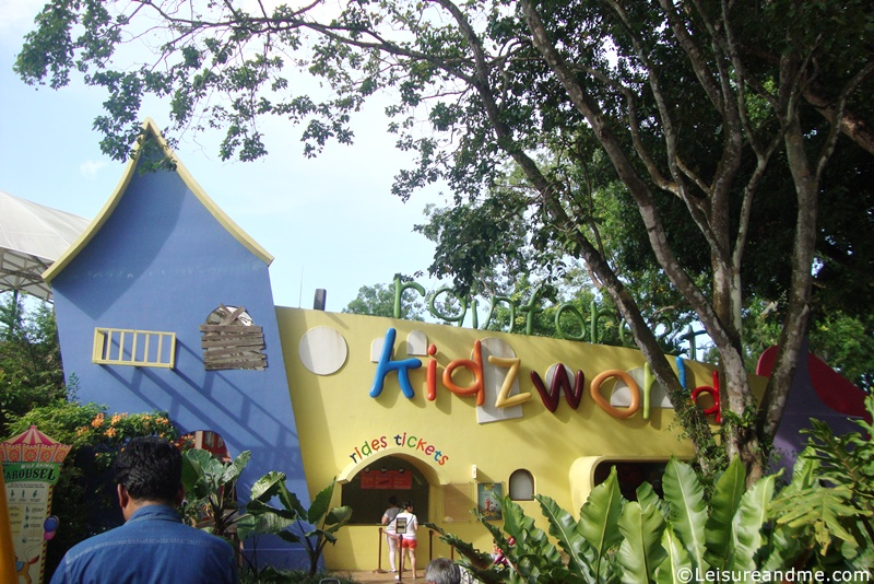 Rainforest Kidzworld