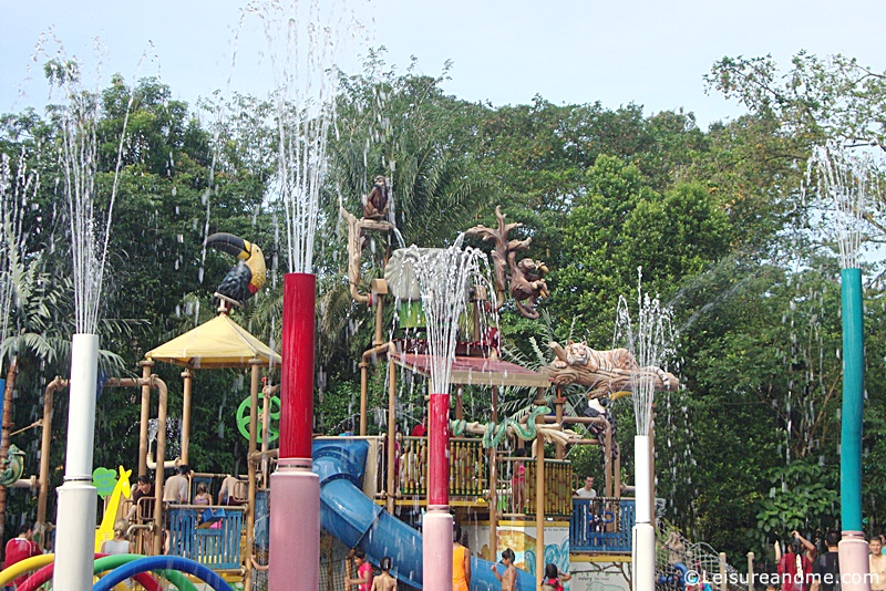 Rainforest Kidzworld-Singapore-zoo