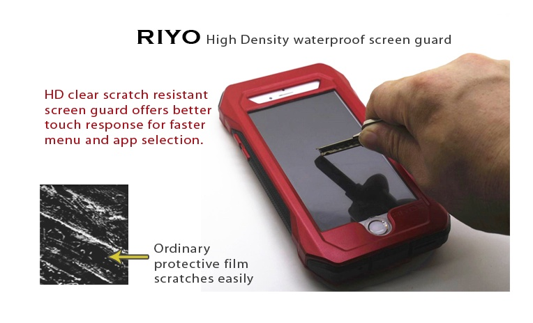Riyo Tech iPhone 6 and 6 Plus cases-review