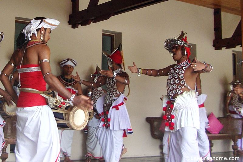 Kandyan Dancing and Drumming in Sri Lanka