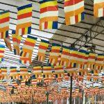 Vesak Day Celebrations at Burmese Buddhist Temple Singapore