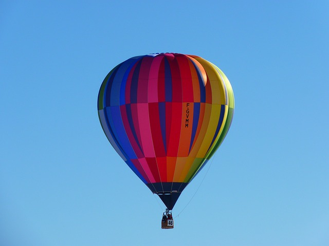 Take A Hot Air Balloon Ride And See Arizona From The Air!