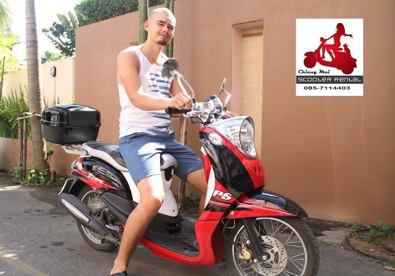 Motor-cycle-rent-Chiang-Mai