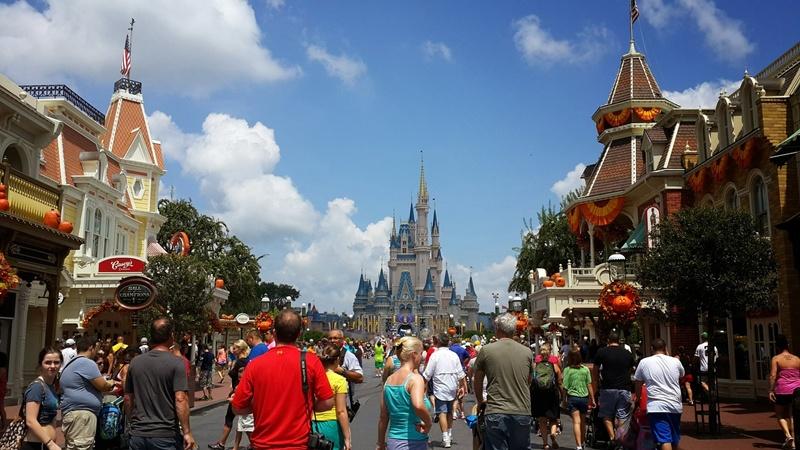 Thrill Rides In Orlando Disney World