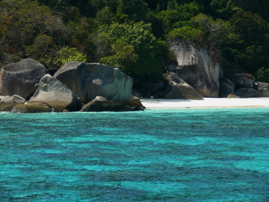 Experience Khao Lak Liveaboards to Similan Islands in Thailand