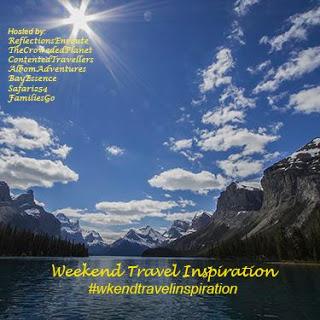 #weekendtravelinspiration