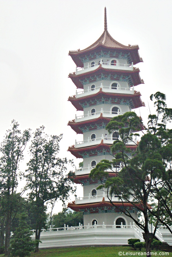 The 7 Storey Pagoda-Chinese-Garden-Singapore