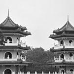 Photo Friday -Twin Pagodas