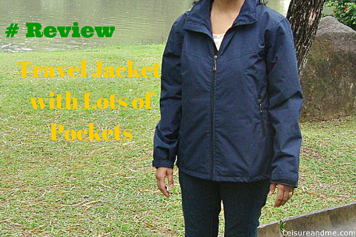 Global Travel Clothing Jacket Review