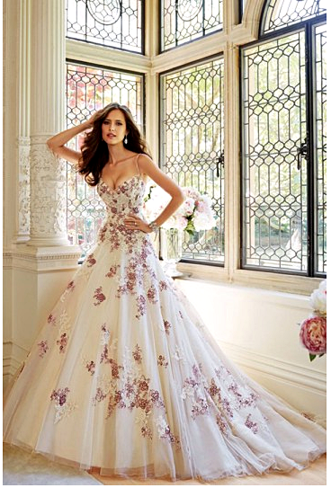Latest Wedding Dress styles from chicornate.com